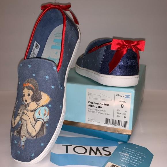 Toms Shoes | Nwb Toms Disney Snow White